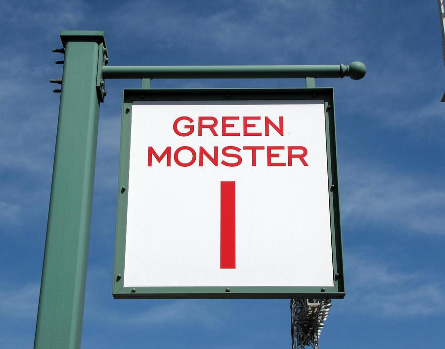 Green Monster by Bart Blumberg