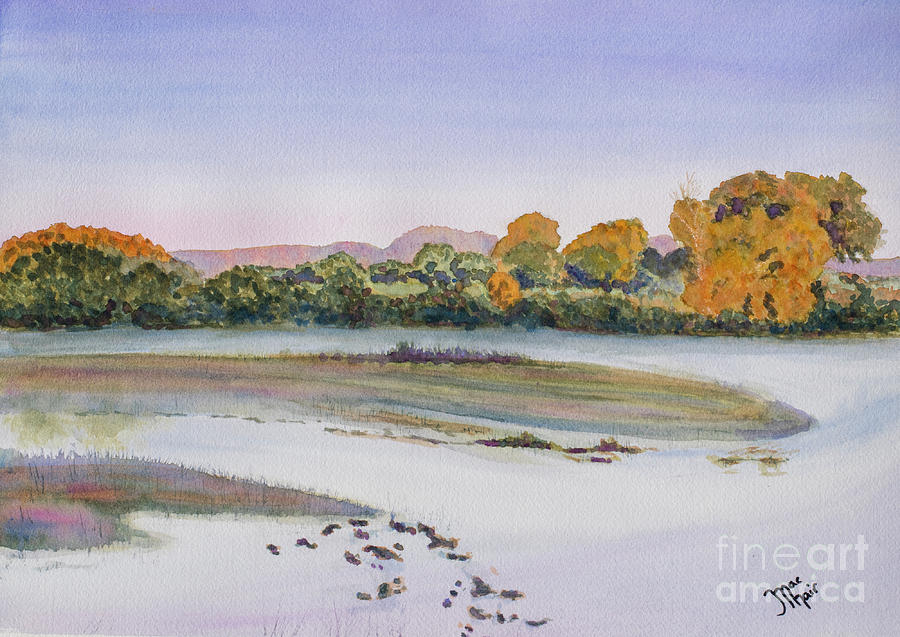 Green River Morning by Jackie MacNair