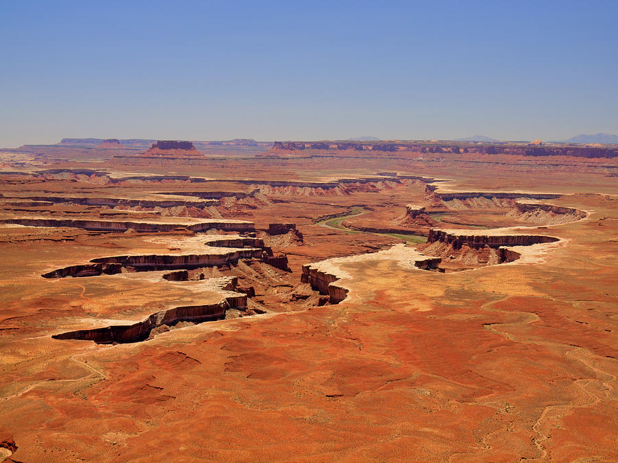 Canyonlands Photograph - Green River Overlook by Phil Stone