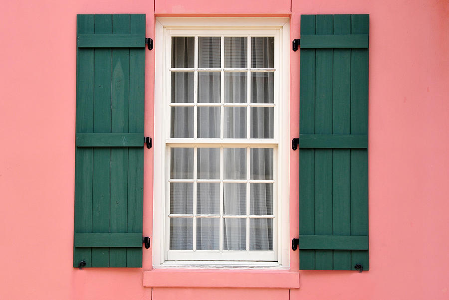 Green Shuttered Window In Yellow 28 Images Green Window Shutters Stock Photos Image 36658443