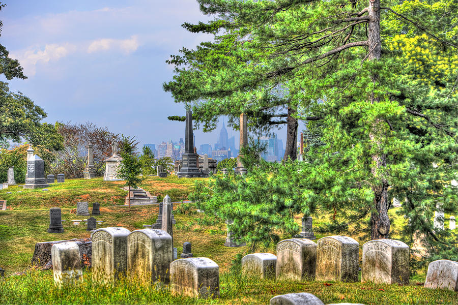 Green-wood Cemetery 24 Photograph