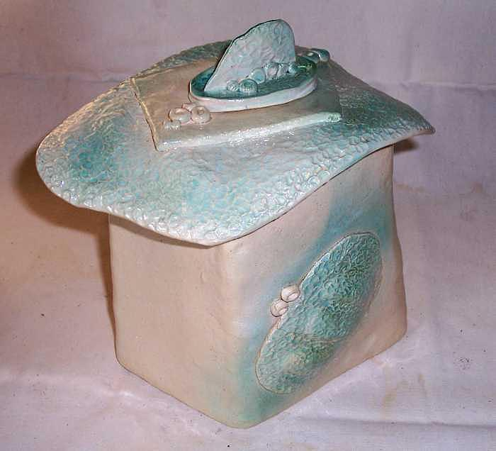 Greenhouse Ceramic Art by Pat Reaves