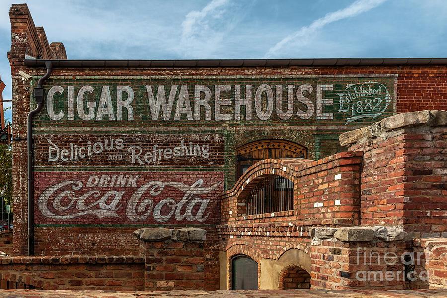 Cigar Warehouse Photograph - Cigar Warehouse II by Dale Powell