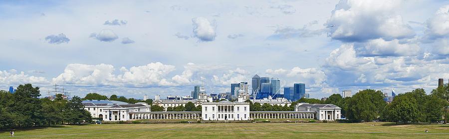 Greenwich Park by Adrian Brockwell