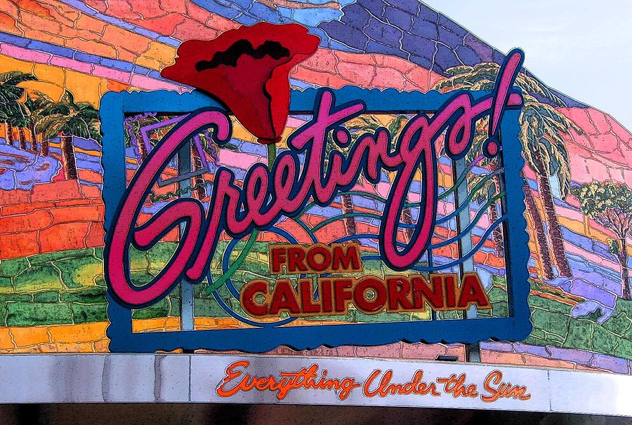 Greetings from california photograph by paula mcfann california photograph greetings from california by paula mcfann m4hsunfo