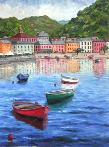 Grenada Painting - Grenada 1 by Romeo Downer