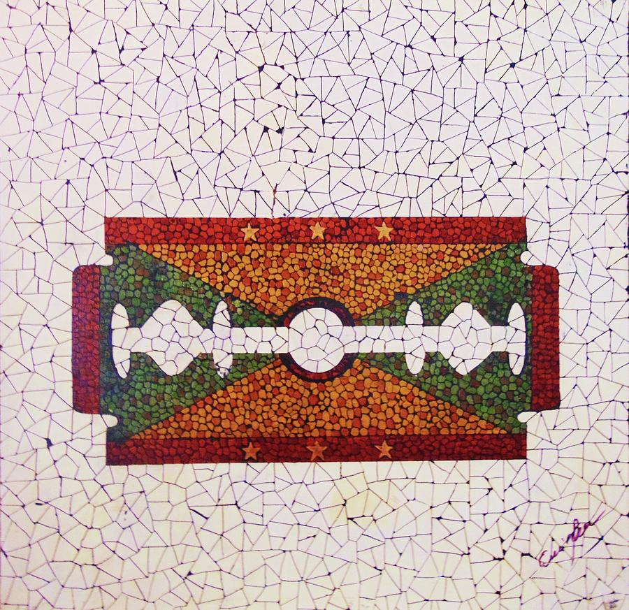 Grenada Painting - Grenada by Emil Bodourov