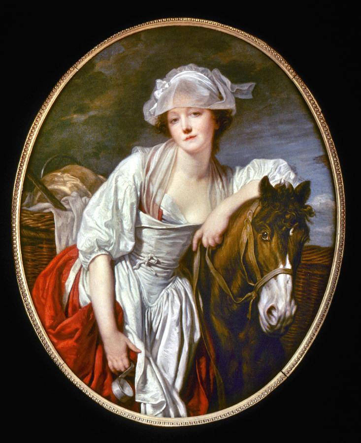 Galerie virtuelle des oeuvres de Mme Vigée Le Brun - Page 14 Greuze-milkmaid-18th-c-granger