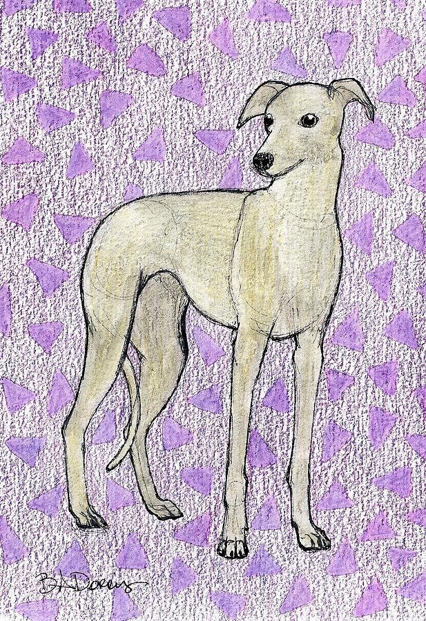 Greyhound by Brittany Dorris