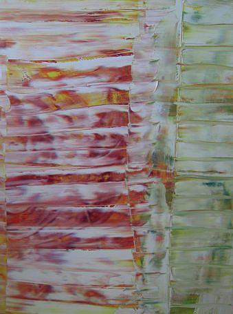 Abstract Painting - Gri Iv by Gunter  Tanzerel