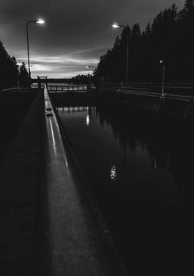 Matti Ollikainen Photograph - Grimoire by Matti Ollikainen