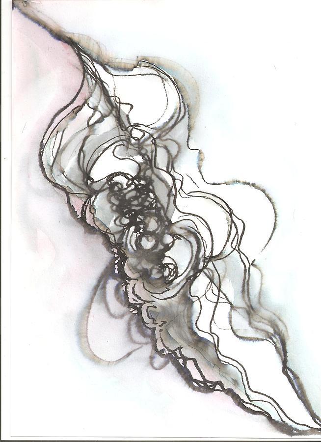 Gris Drawing by Rakyul - Raul Augusto Silva Junior