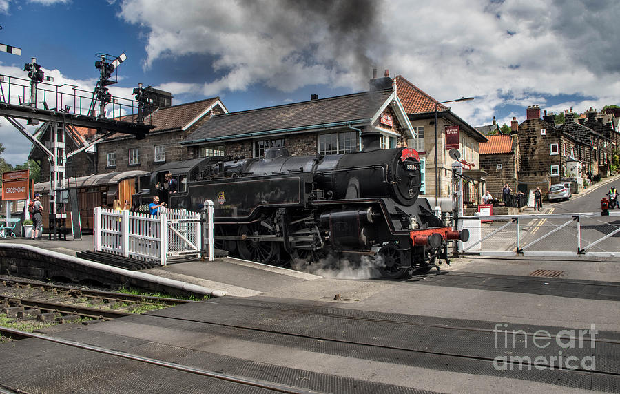 Grosmont Photograph by Chris Horsnell