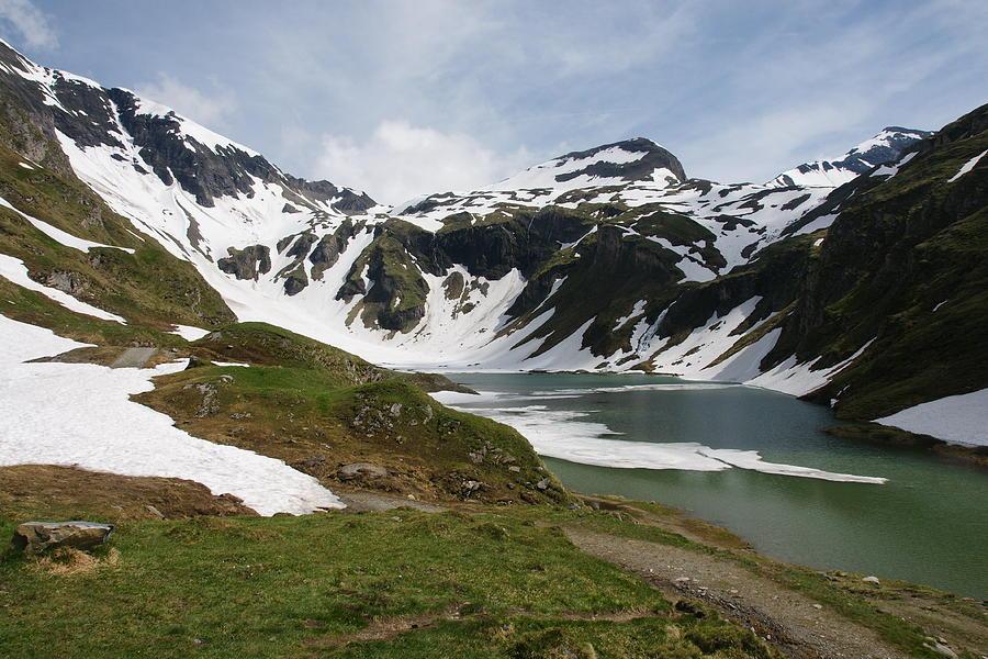 Austria Photograph - Grossglockner High Alpine Road by Olaf Christian
