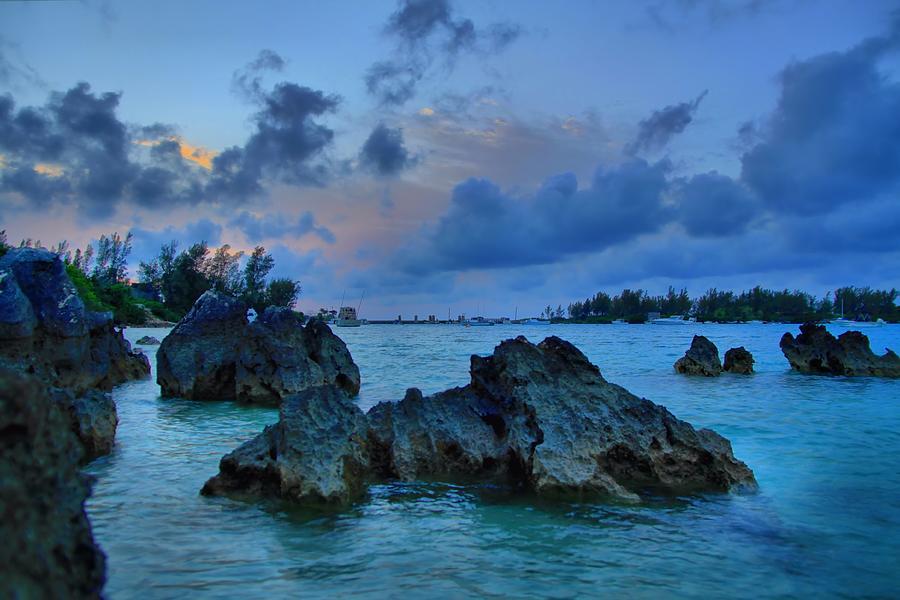 Grotto Bay - Bermuda by DJ Florek