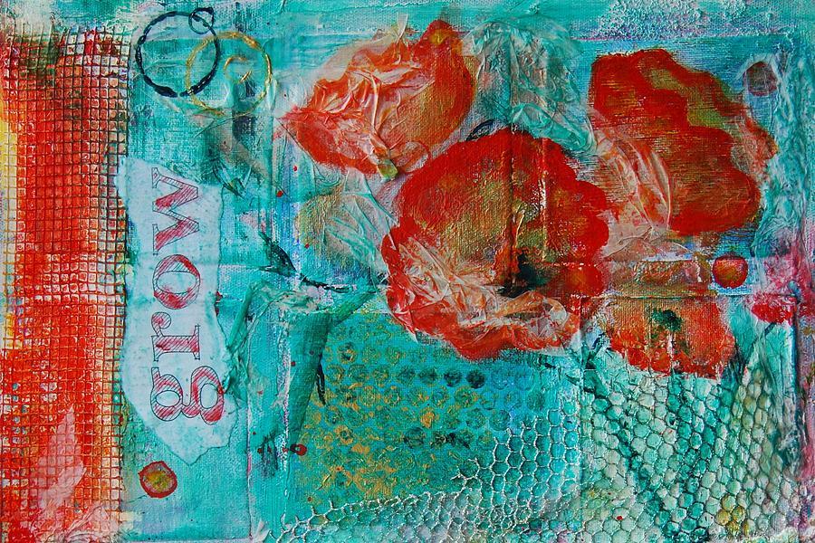 Grow 8x12 by Jocelyn Friis
