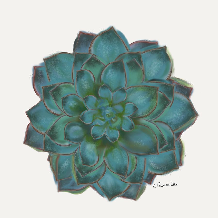 Growing by Christine Fournier