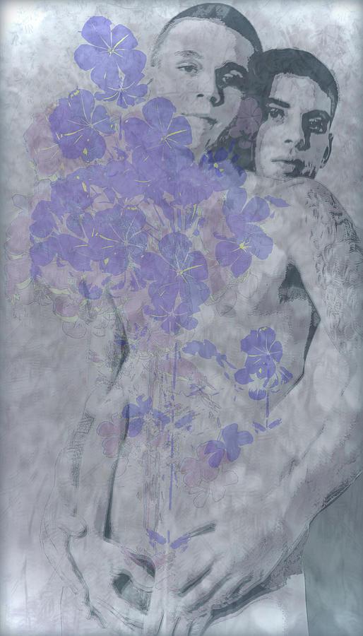 Growing Flowers by John Waiblinger