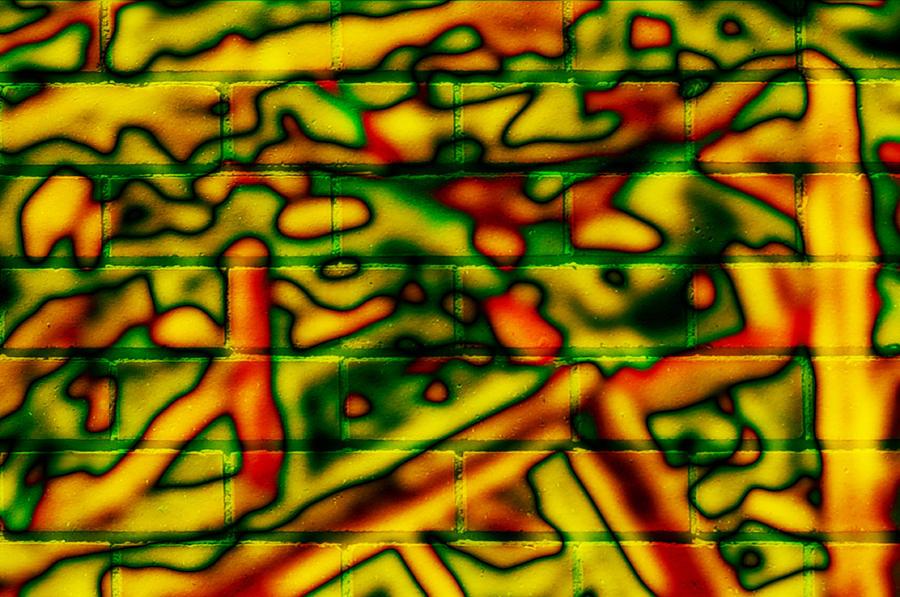 Digital Photograph - Grunge Graffiti by Phill Petrovic