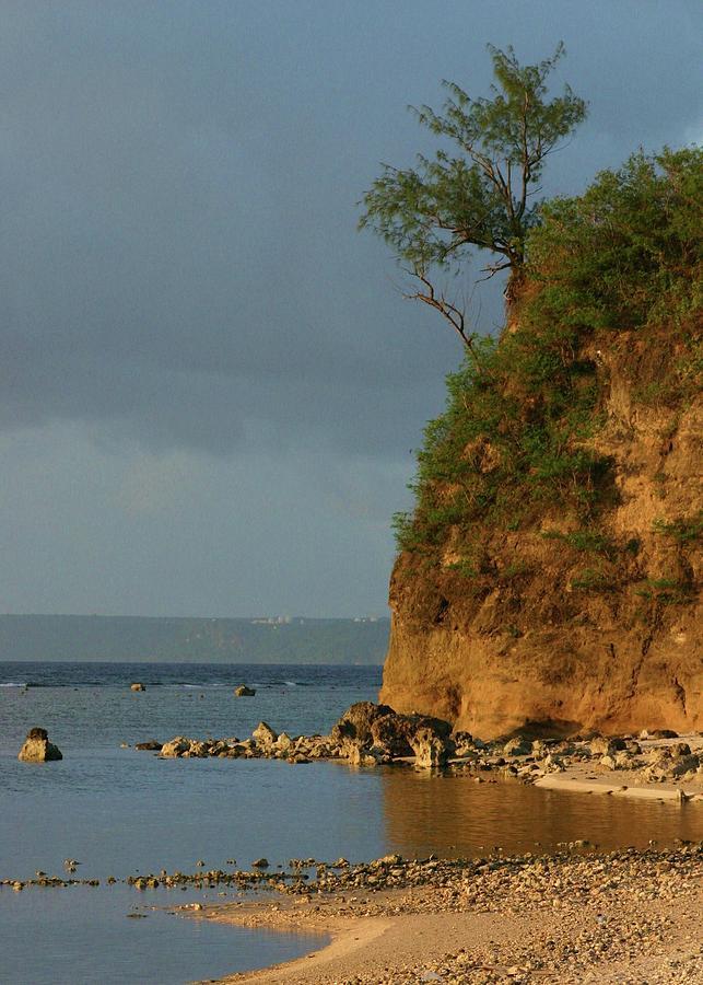 Guam Photograph - Guam- Keeping Watch by Jeanne Jackson