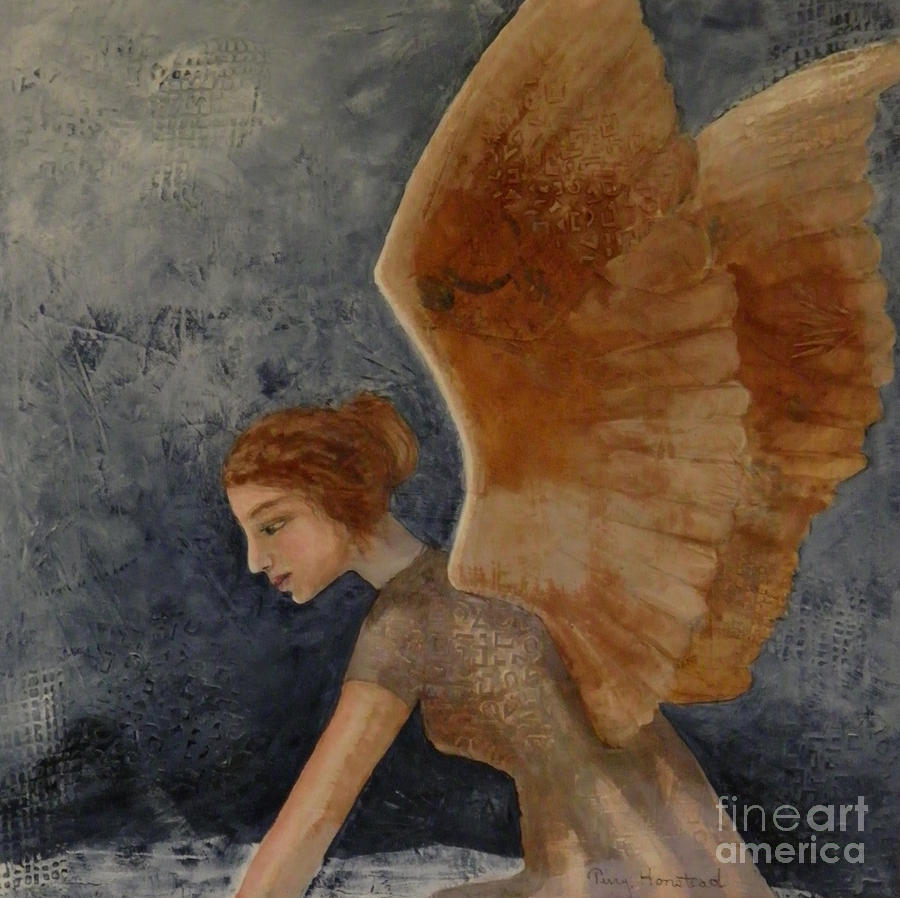 Guardian Angel by Terry Honstead