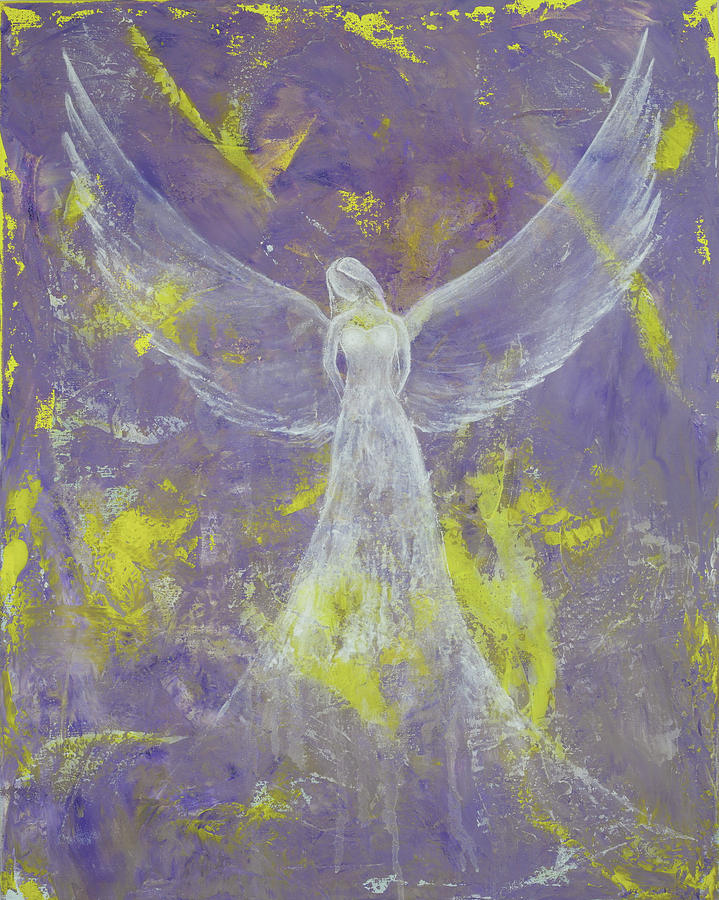 Guardian Angel by Wayne Cantrell