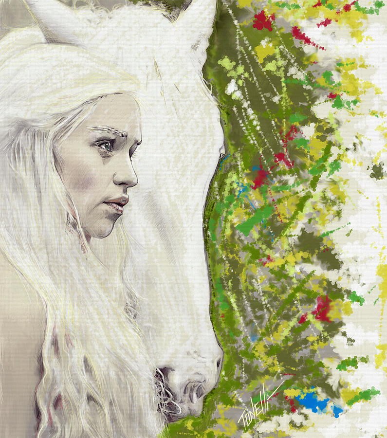 Game Of Thrones Mixed Media