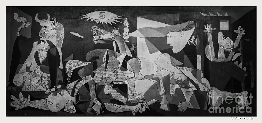 Masterpiece Photograph - F 38 Guernica Photo  by Norberto Torriente