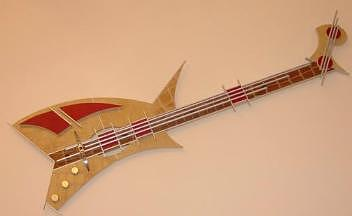 Guitar Sculpture - Guitar by Dmitiry Stadnitsky