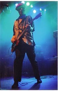 Guitar Man Photograph by Phil Kunin