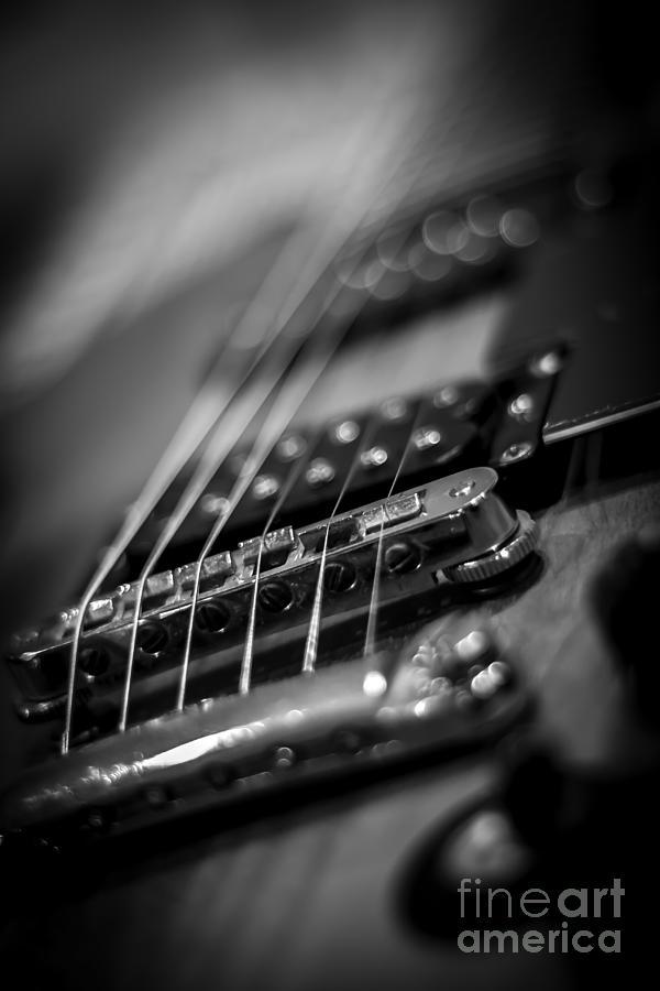 Guitar Photograph - Guitar1 by Bob Mintie