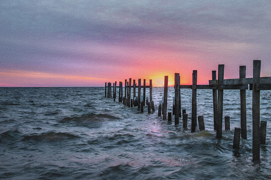 Gulf Coast Sunrise Photograph