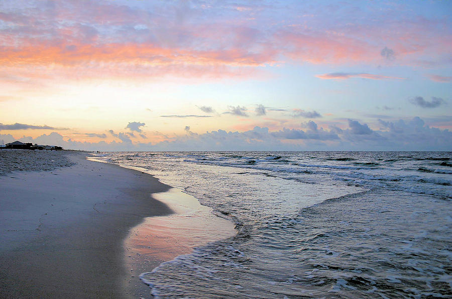 Gulf Of Mexico Photograph - Gulf Shore by Kristin Elmquist