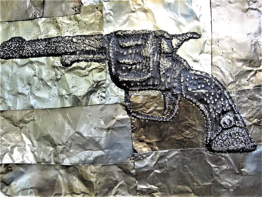 Animal Relief - Gunsmoke by William Tilton