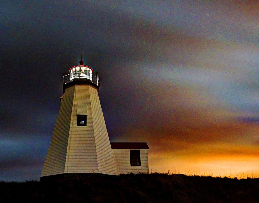 Gurnet Light 002 Photograph
