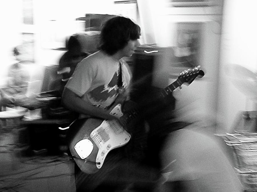 Band Photograph - Guru by Steven W Rand