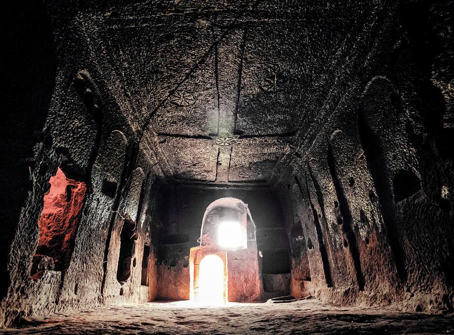 Guzelyurt, Turkey - Underground Church by Mark Forte