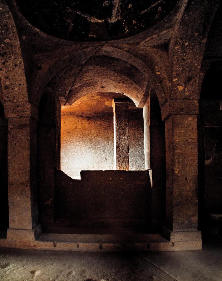Guzelyurt, Turkey - Underground Church Side Chapel by Mark Forte
