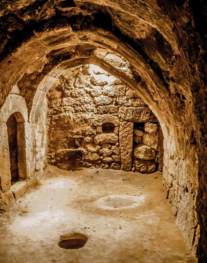 Guzelyurt, Turkey - Underground House II by Mark Forte