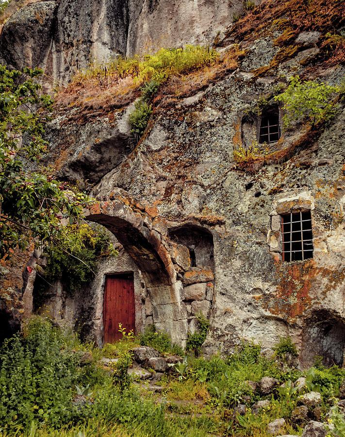 Guzelyurt, Turkey - Underground House III by Mark Forte