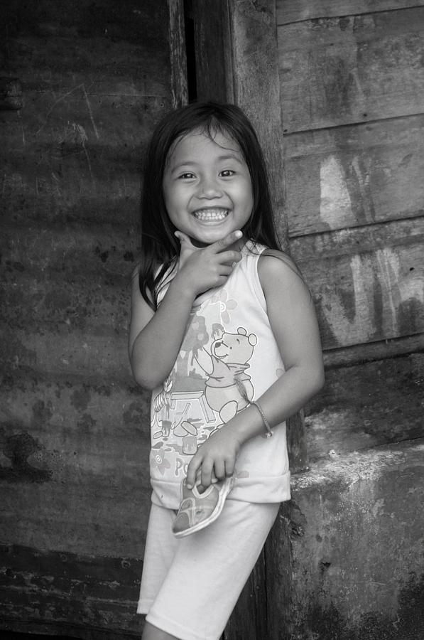 Photographer Photograph - Gwapa by Jez C Self