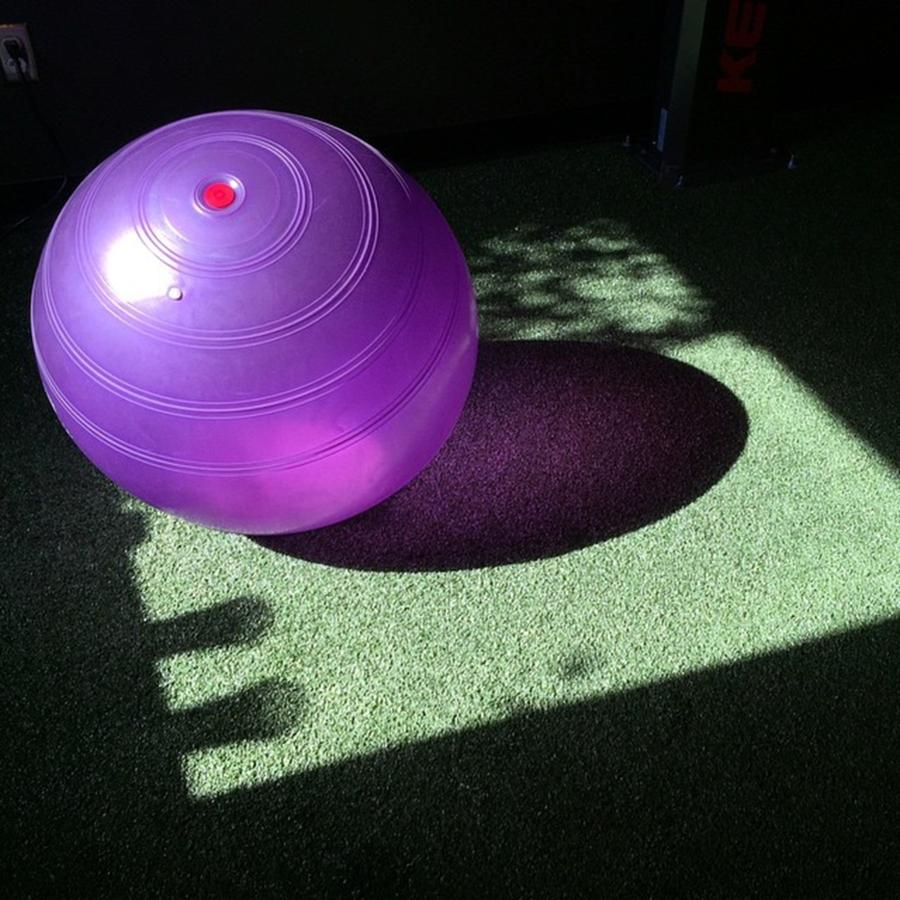 Ball Photograph - Gym Ball, #juansilvaphotos #photography by Juan Silva