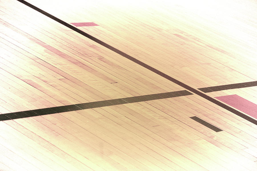Gym Floor by Troy Stapek