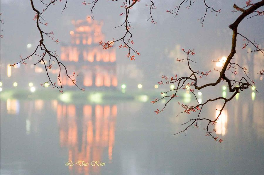 Ha Noi Photograph by Kim Le