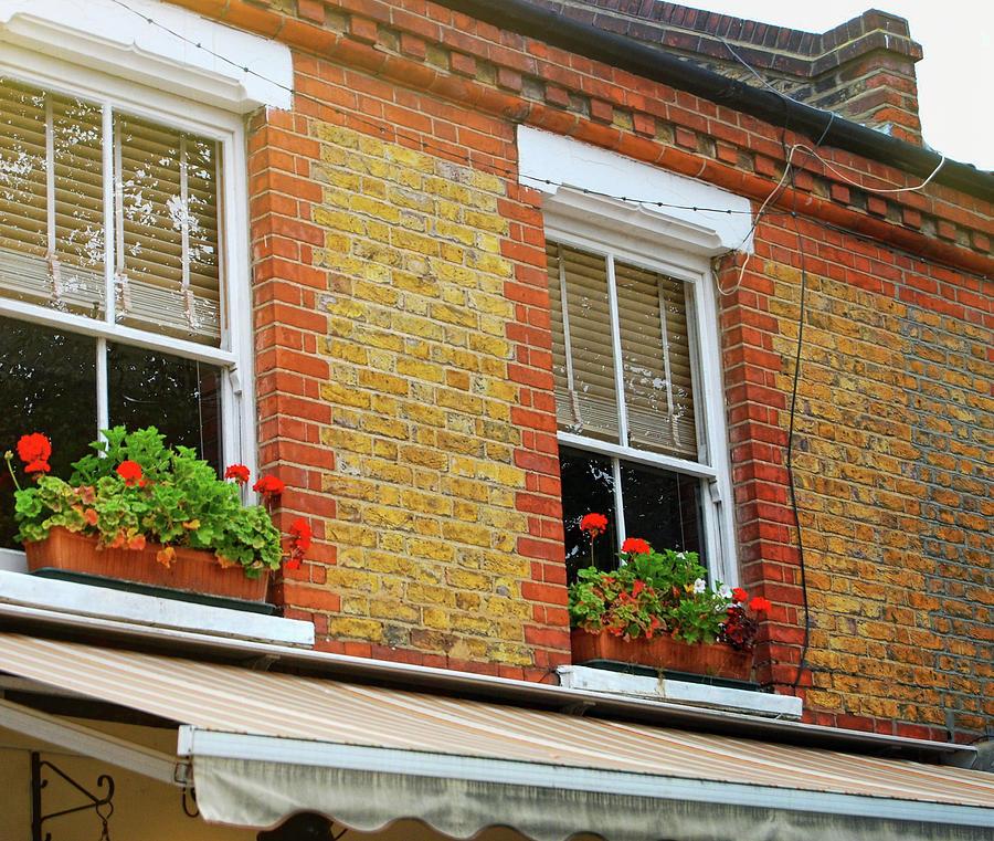 London Photograph - Hackney Row by JAMART Photography