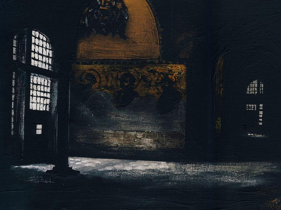Hagia Sophia by John Garfitt