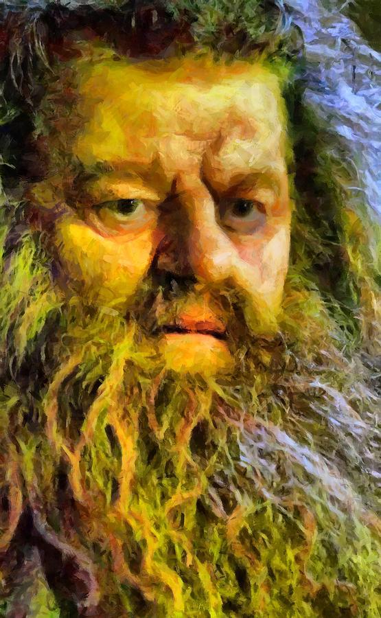 Hagrid by Caito Junqueira