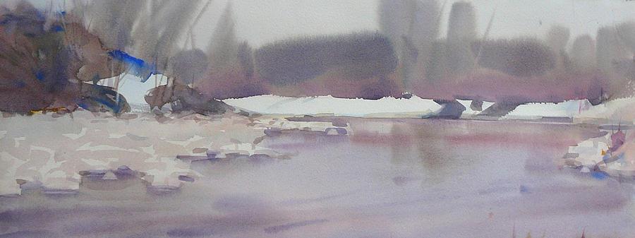 Colorado Painting - Haiku Colorado by Frank LaLumia