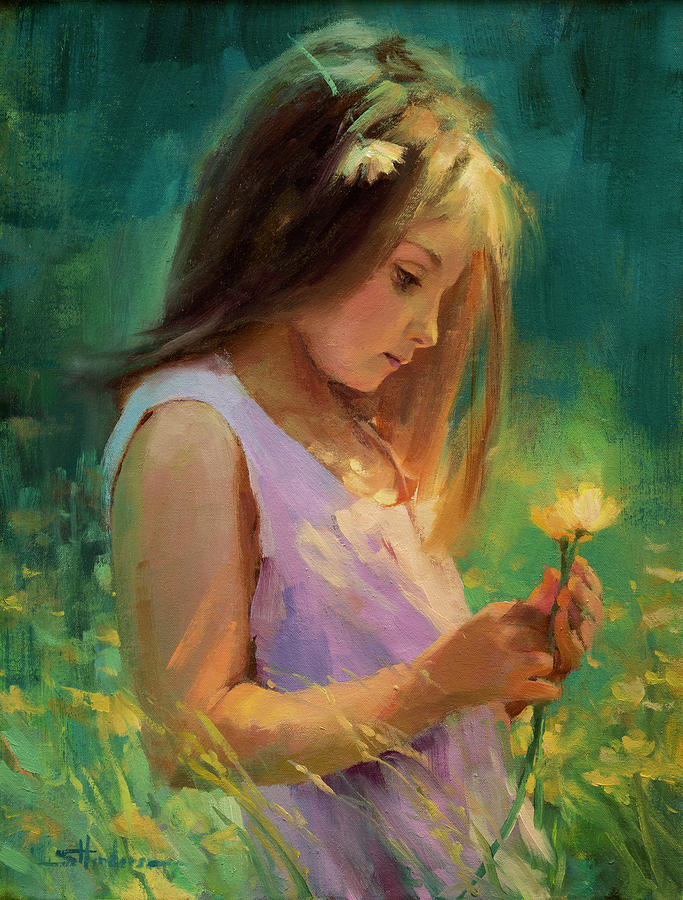 Hailey by Steve Henderson