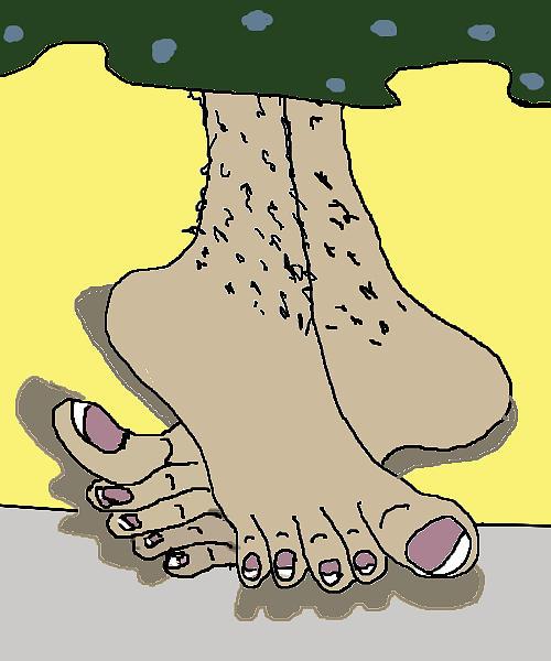 Hairy Legs Cartoon Digital Art By Lori Wadleigh